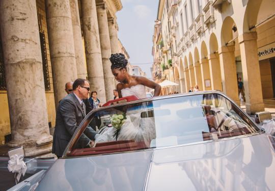 Matrimonio Vicenza Wedding Foto Comune Corso Palladio